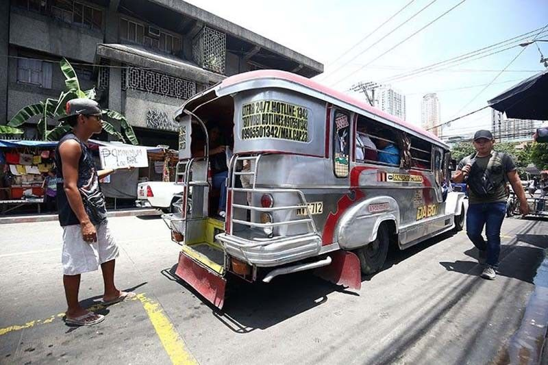 LTFRB allows political ads on PUVs