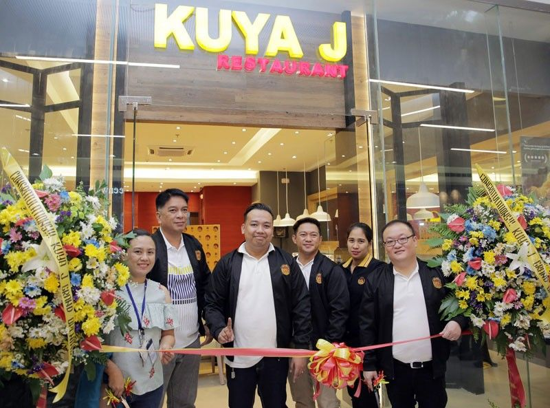 How Kuya J went from hole-in-the-wall to a fave hub for families