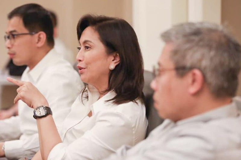 Vice President Leni Robredo slams the suggestion of National Youth Commission Chairperson Ronald Cardema asking President Rodrigo Duterte to revoke scholarships of students allegedly linked to communist groups.