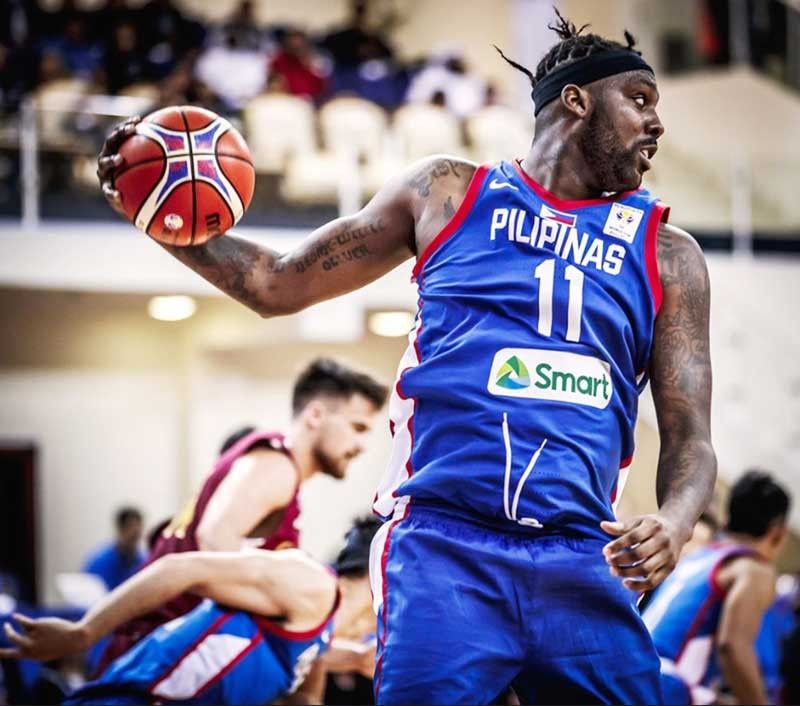 Gilas routed Qatar, 84-46, on the dominating and all-around performance of Andray Blatche