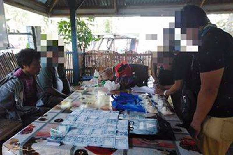 The Philippine Drug Enforcement Agency (PDEA) confiscated Thursday P6.8 million worth of shabu from Amrodin Alan Bantog, a suspected member of the Islamic State-inspired Maute terror group.