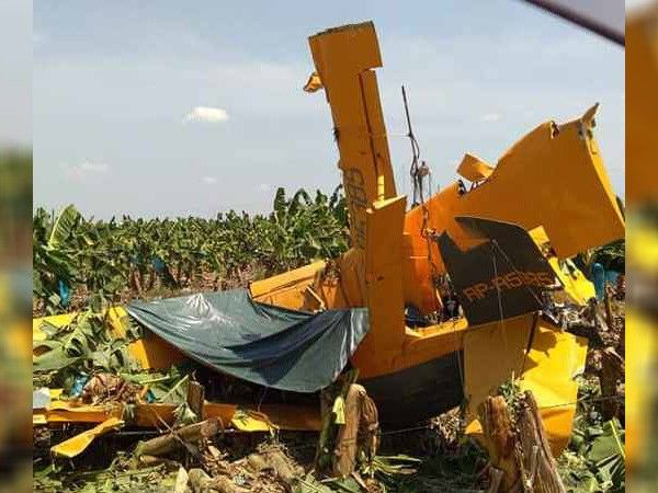 Pilot hurt in Maguindanao plane crash