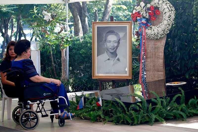 Duterte claims Marcos ill-gotten wealth 'still unproven�