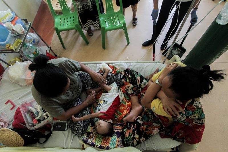 In less than two months, measles kills 203 in the Philippines