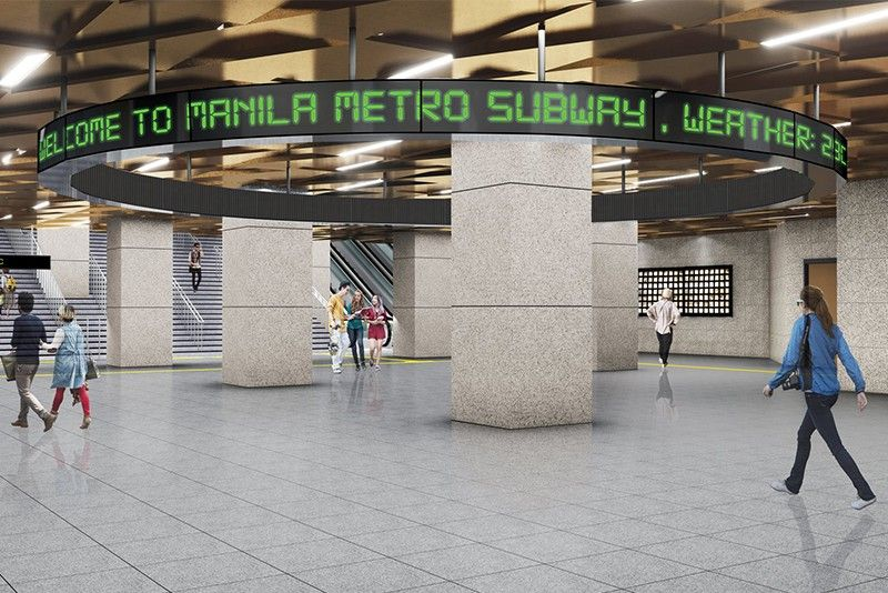 First Philippine subway seen pushing up property prices in Metro Manila