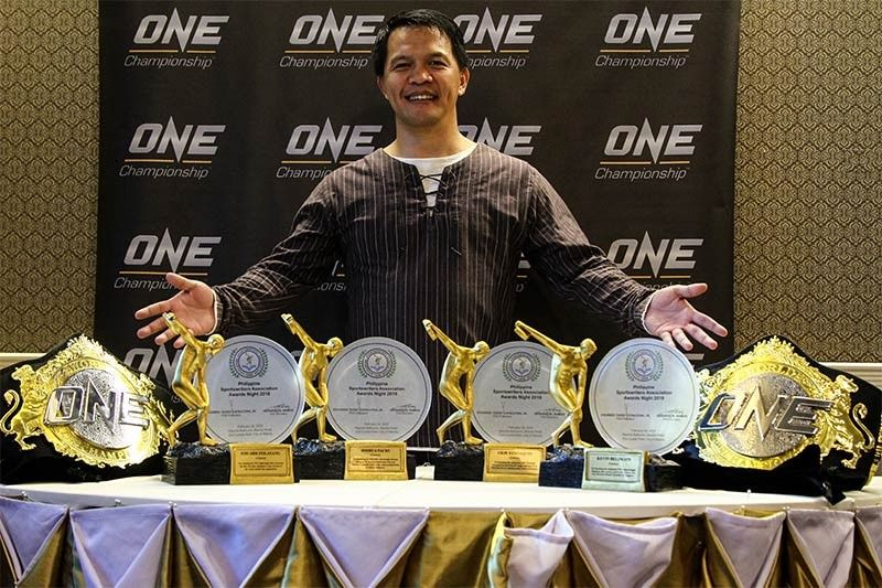 Mark Sangiao vows comeback for Team Lakay in 2021