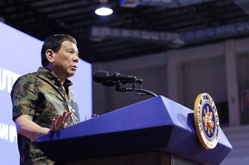 Duterte still bent on renaming Philippines but this time he did not propose Maharlika