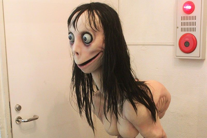 Sculptor of 'Momo' says he destroyed doll used in hoax challenge