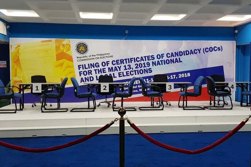 LIST: Certified party-list candidates for 2019 elections