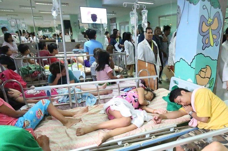 Dengue cases hit 36,000