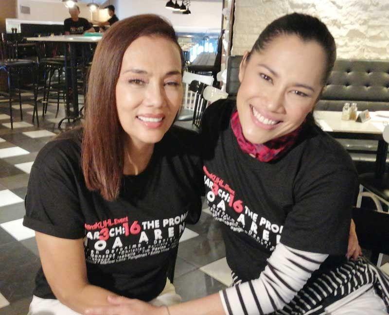 Kuh Ledesma celebrates birthday 'for a cause'   Philstar com