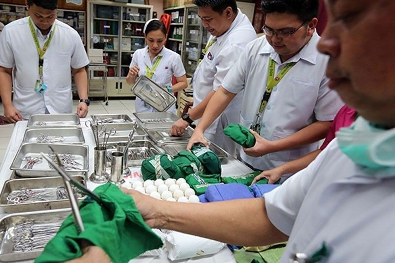 According to the new law, PhilHealth is designated as the national purchaser who will obtain these services.