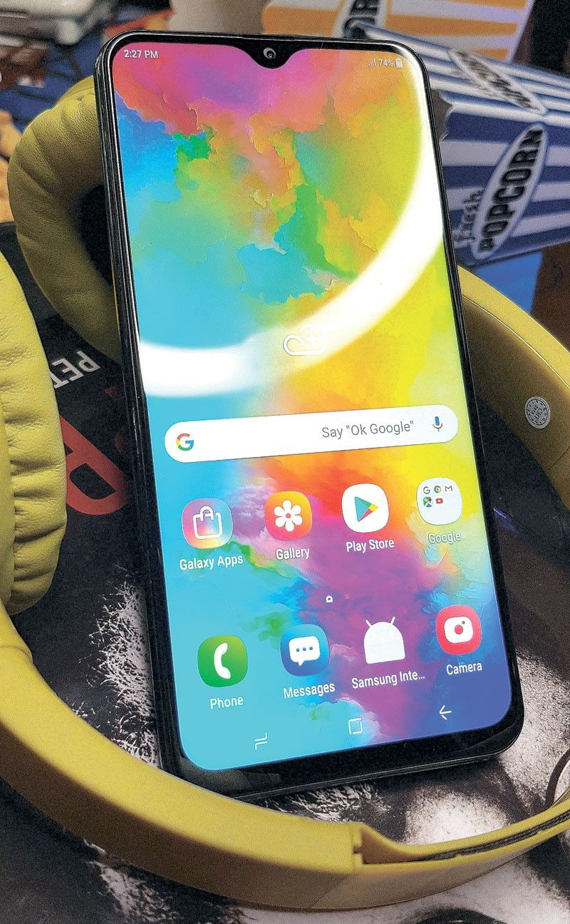 Samsung finally brings Galaxy M20 to the Philippines