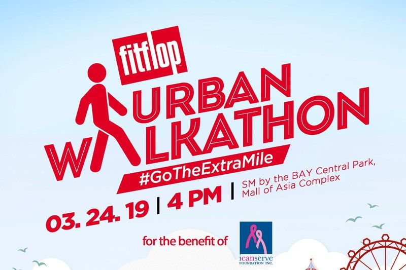 Urban Walkathon is seen to promote an active lifestyle in a fun and engaging way, all while raising funds for breast cancer awareness.