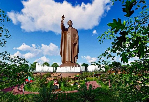 Monument �taller than Statue of Liberty� to be unveiled in Pangasinan
