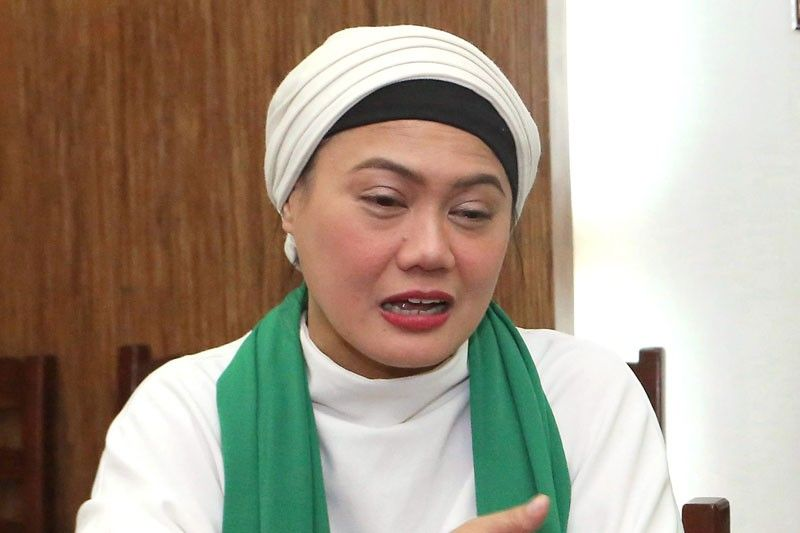 Candidate from Marawi wants to beat the odds