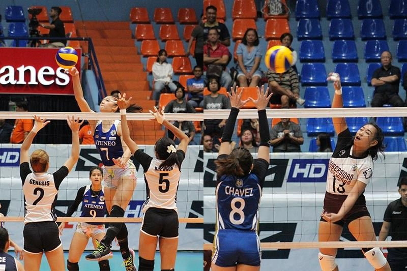 UAAP volley: Gut check time for UP; NU continues to impress; Ateneo finds its legs