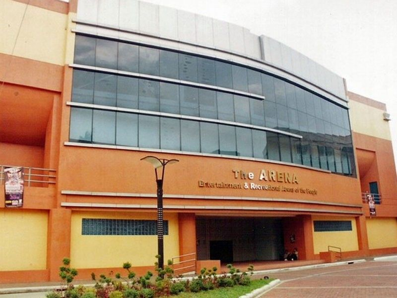 Filoil Flying V Centre, which has a seating capacity of only 5,500, agreed to host the basketball events.