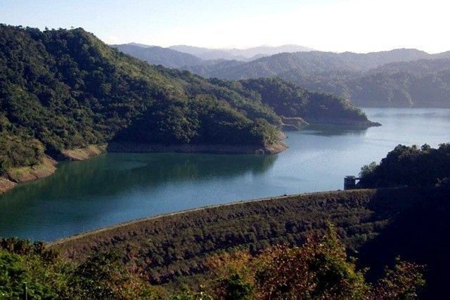 Angat Dam is the main water source of Metro Manila.
