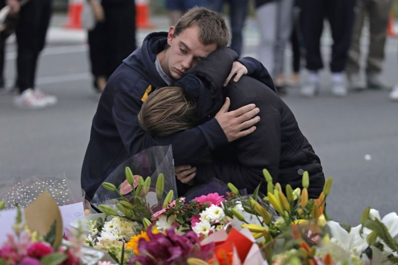 Shooting Nz Image: Duterte Extends Sympathies To New Zealand Shooting Victims