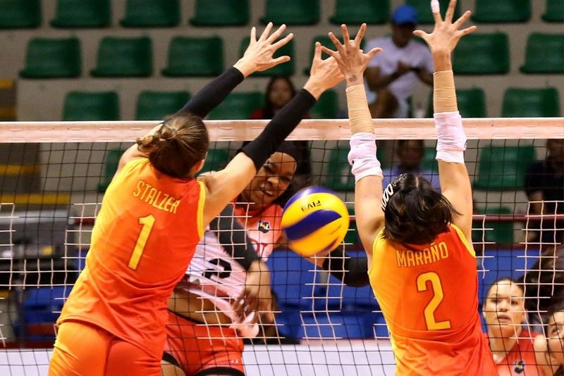 PLDT trips F2 in SuperLiga's biggest reversal