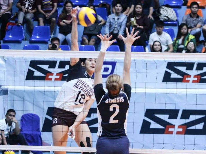 UP thwarts Adamson, ends slump