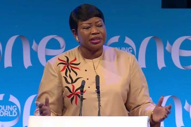 ICC prosecutor: Initial inquiry continues despite Philippine withdrawal