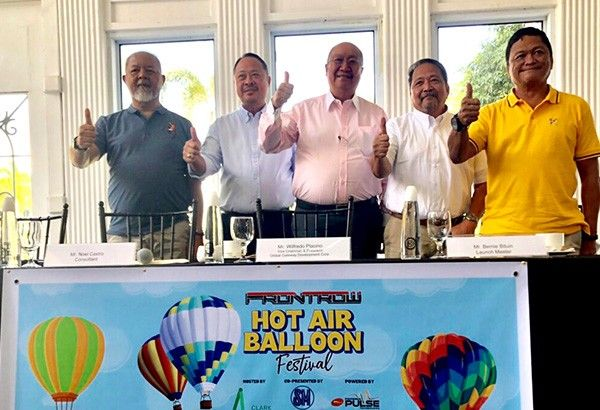 LIST: 10 things to expect from Hot Air Balloon Festival 2019