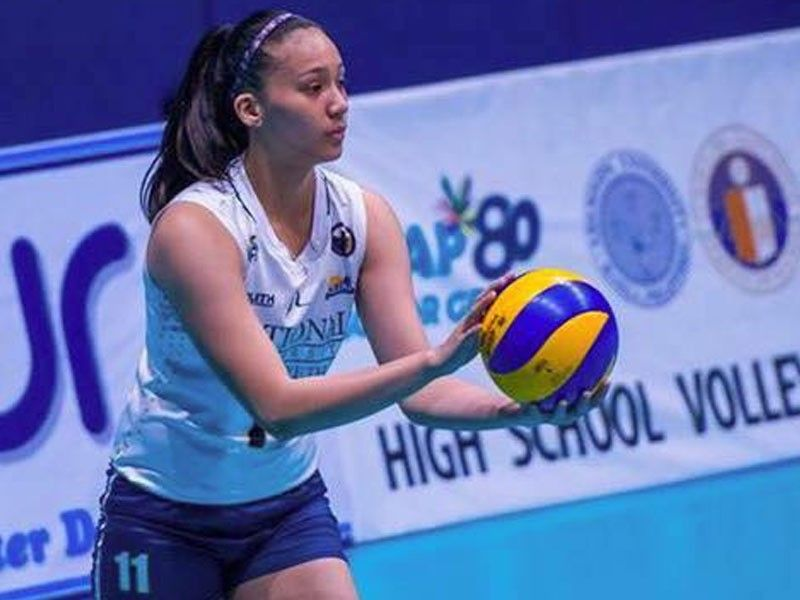 Faith, dreams and that 'One Big Fight': Faith Nisperos on her move to Ateneo
