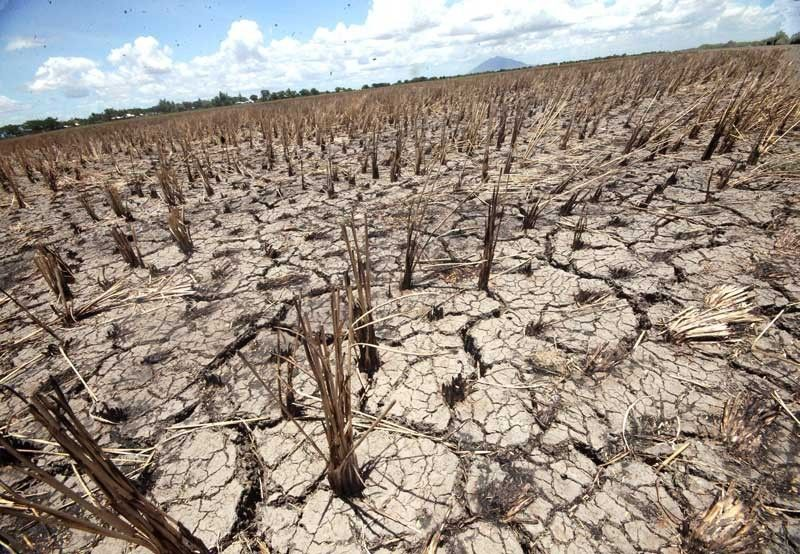 Start of dry season seen by end of March or early April