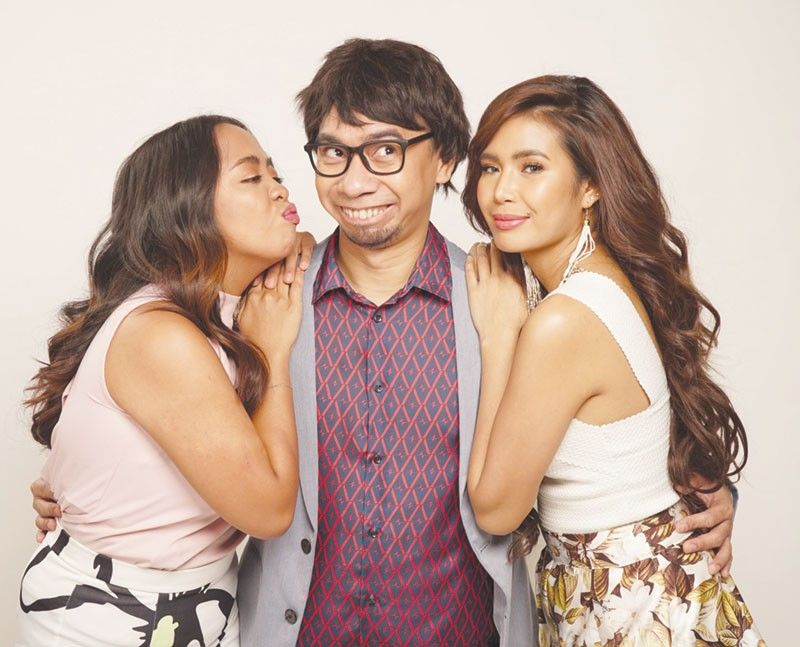 Rocksteddy vocalist plays girl magnet in 'Papa Pogi'