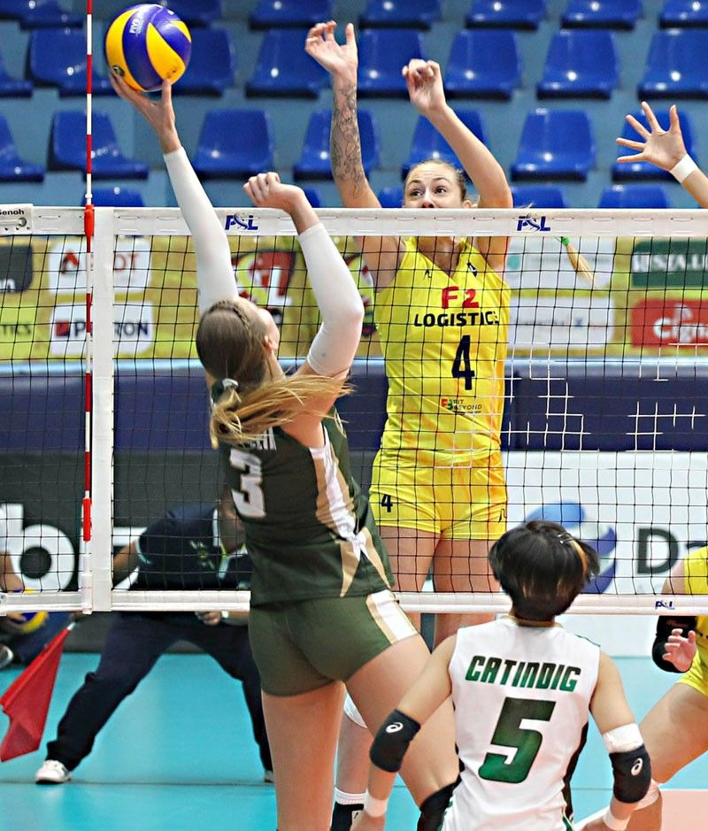 F2 Logistics bounces back, solidifies post at 2nd in SLiga