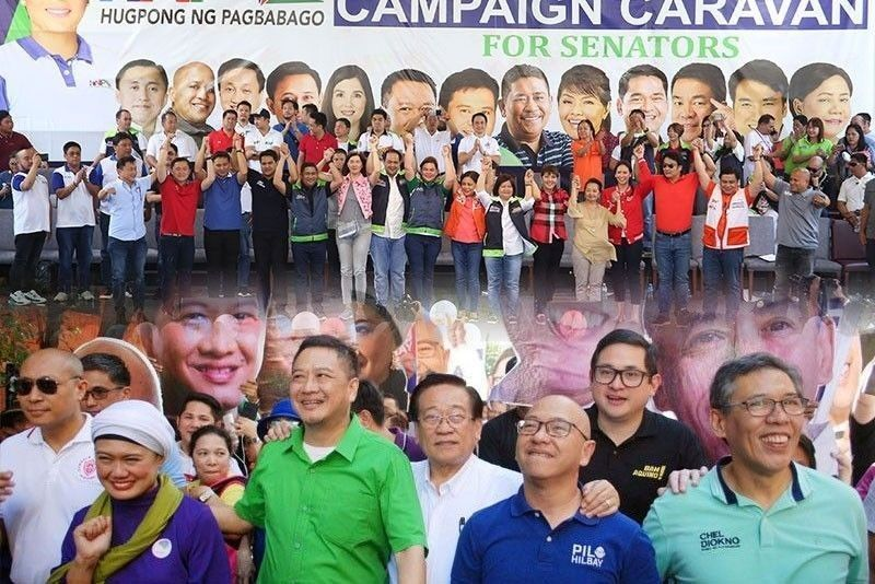 CBCP to Catholic voters: Don't be swayed by bets' 'winnability'