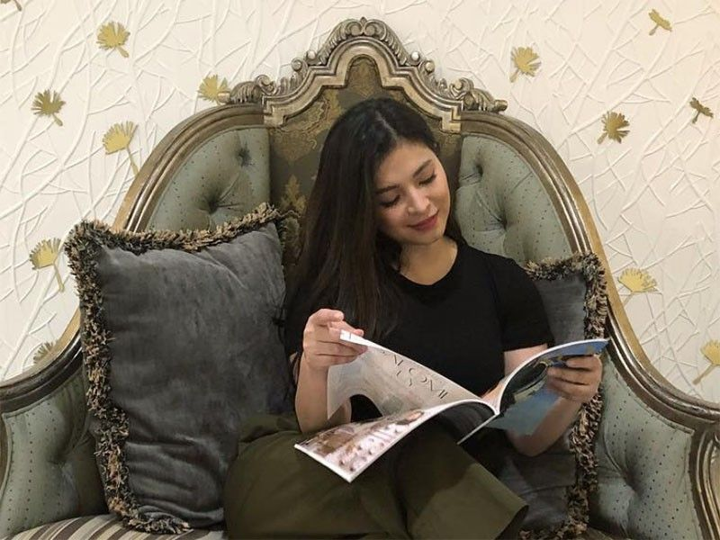 Angel Locsin reaches 5 million Instagram followers