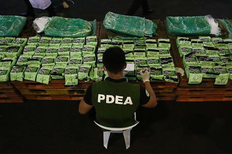 Authorities intercept P1.8-billion shabu shipment from Vietnam
