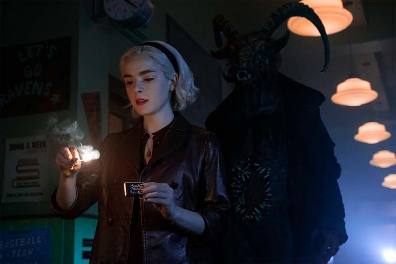 WATCH: 'Chilling Adventures of Sabrina' Season 2 trailer out