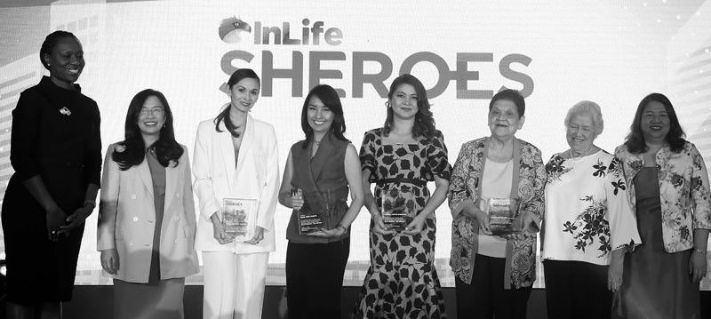 They�re called InLife Sheroes