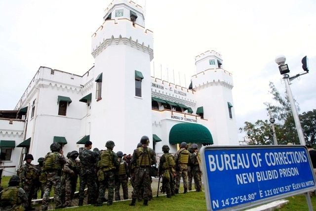 DOJ to look into alleged move to evict residents around Bilibid