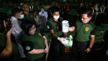 â??All 31 are popular; not one is a has-been,â?? PDEA director general Aaron Aquino said in Filipino.