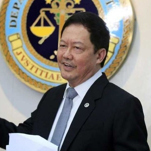 Justice Secretary Menardo Guevarra said that the communication against Chinese President Xi Jinping �is really a political statement more than legal action.�