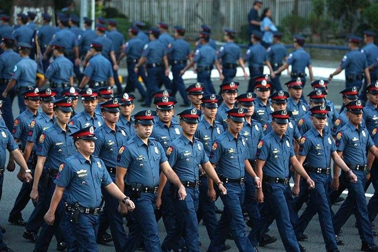 PNP resumes use of new ranks