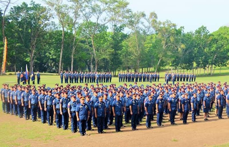 New police lieutenants to support peace process in BARMM