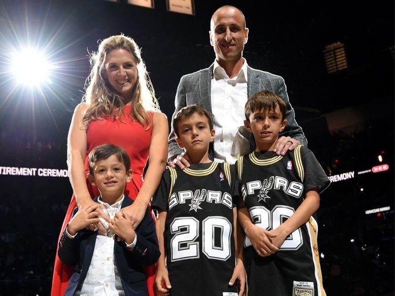 the latest 9d8f0 993e8 Spurs honor Argentine great Manu Ginobili | Philstar.com