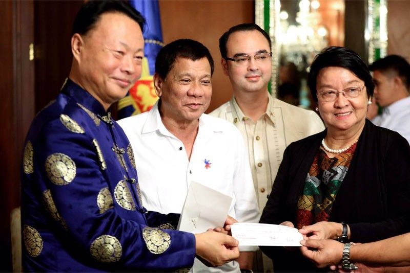 Loans carefully negotiated, Zhao assures Philippines