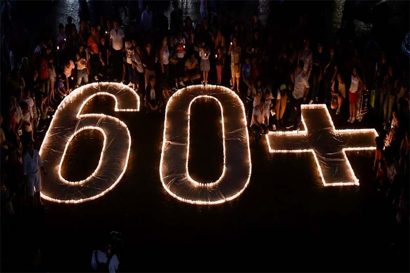 Lights out around the globe for Earth Hour environmental campaign