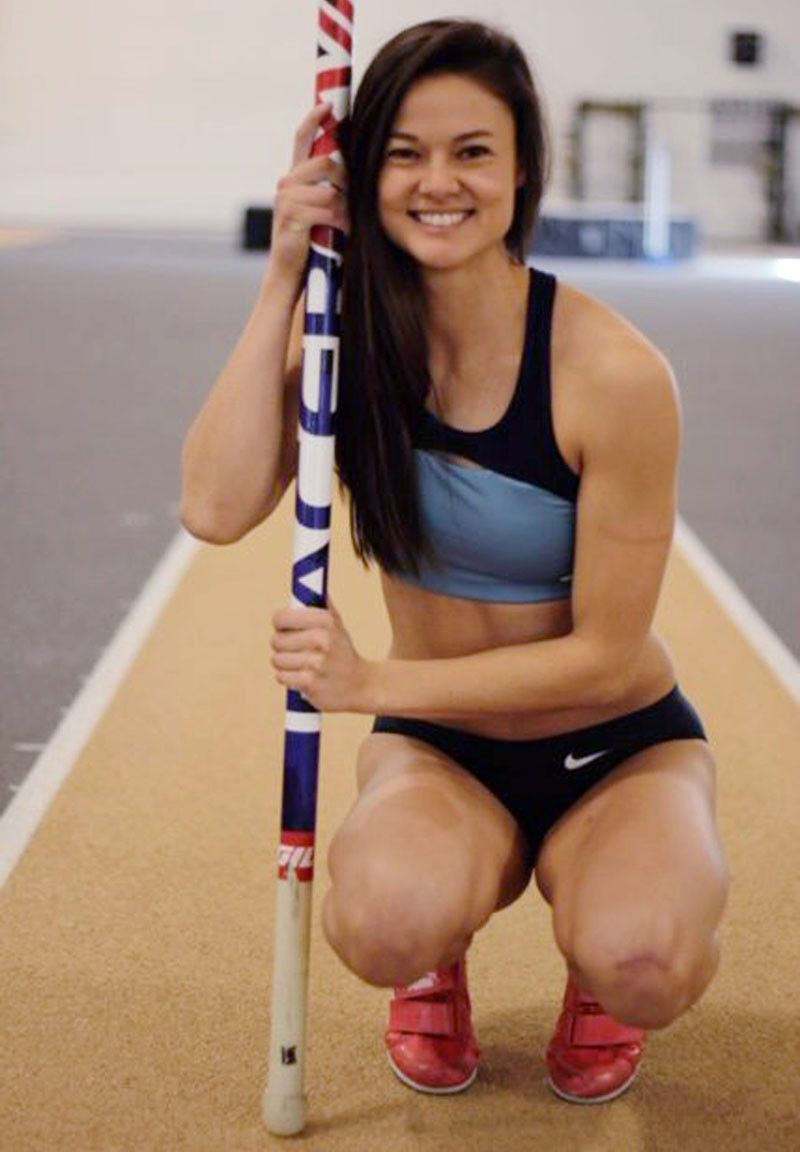 Natalie Uy is the next big thing in athletics
