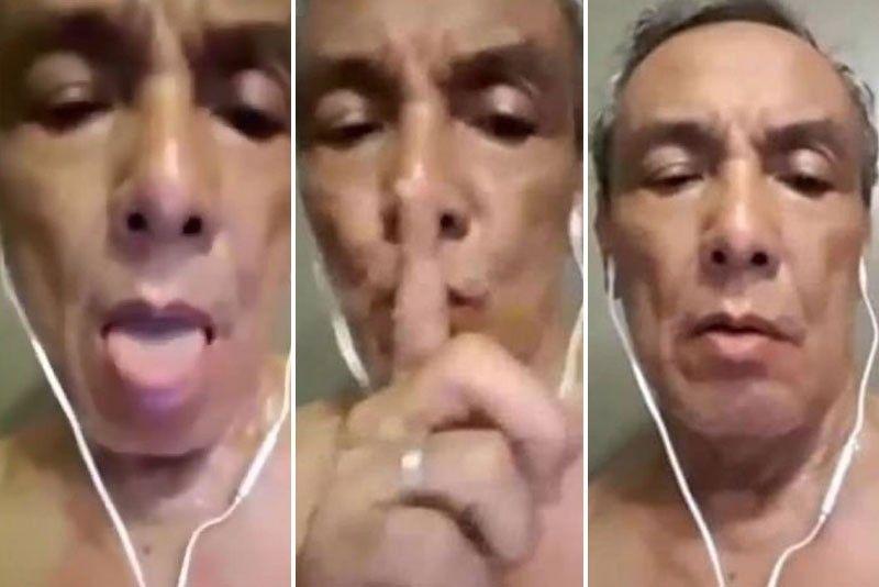 Jim Paredes Scandal