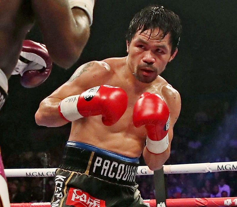 It�s Keith Thurman or Danny Garcia for Manny Pacquiao