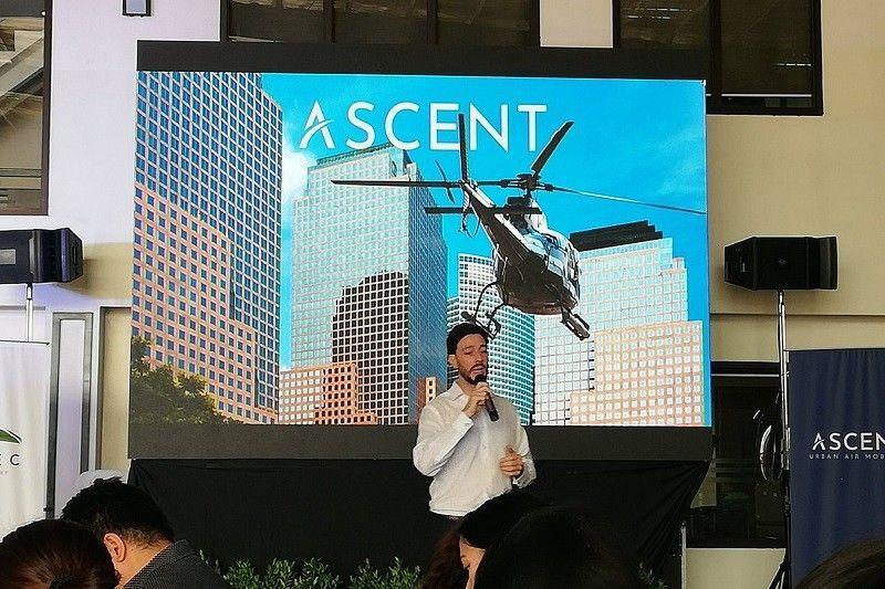 Makati pa-BGC sa loob ng 3 minuto 'puwede na' sa bagong helicopter service