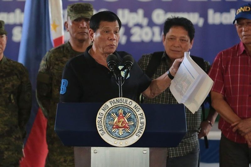 Narco List 2019 Image: Duterte Vows To Release Info On Alleged 'narco Cops